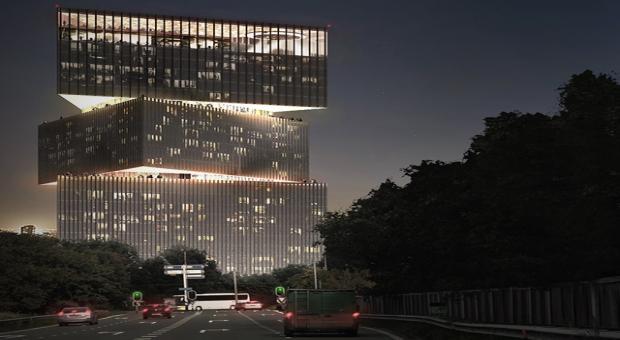 Amsterdam Gets Biggest Benelux Hotel Openskies